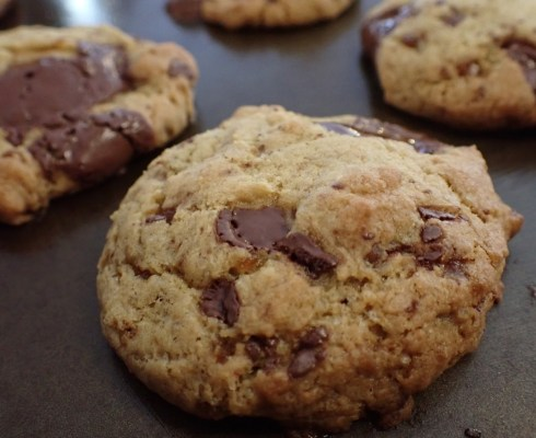 PandemiCookies: Chocolate Chunk Italian-Style