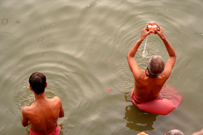 ganga ceremony amazing things to do in varanasi