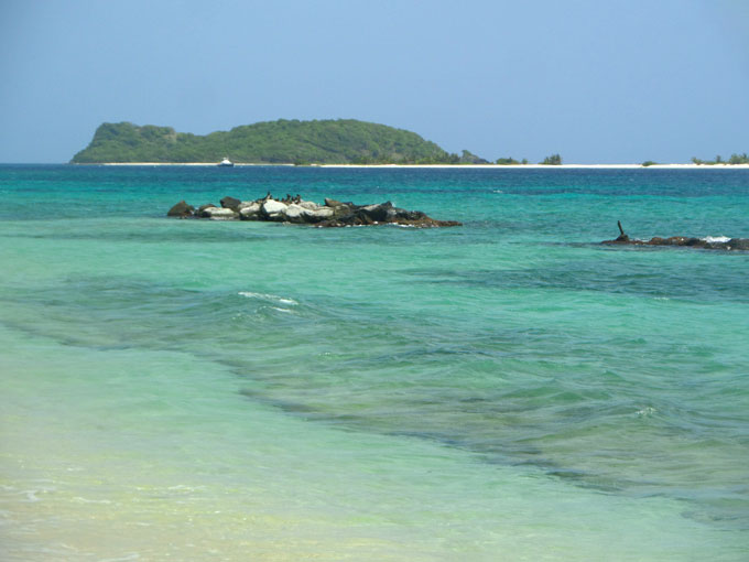 carriacou island backpacking in grenada