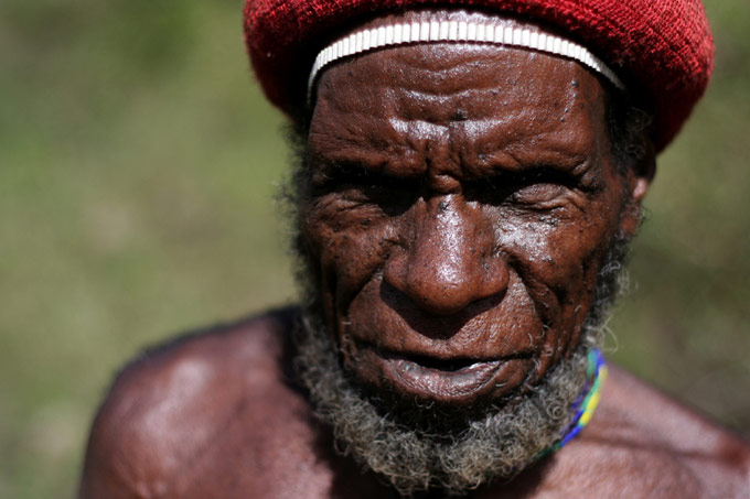 tribal people papua Hiking the Baliem Valley on a budget