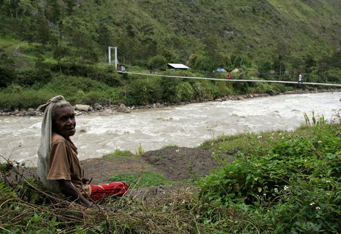 kurima papua Trekking por el Valle de Baliem