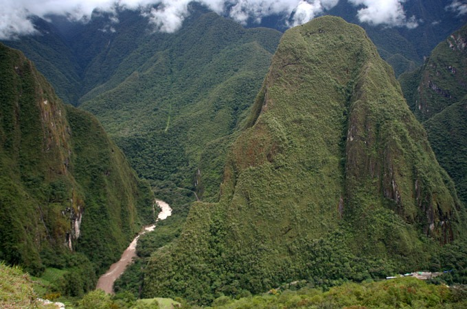 montañas machu picchu