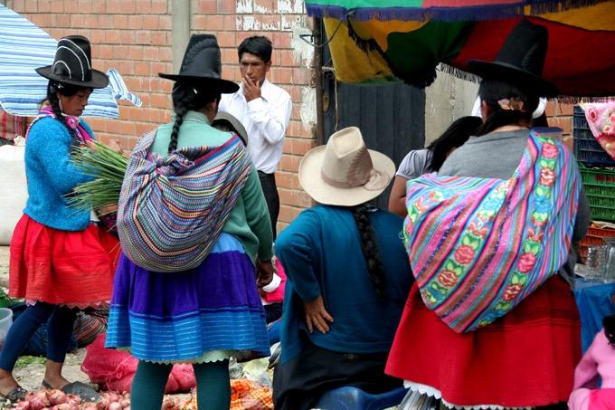 huaraz people Santa Cruz trek on a budget