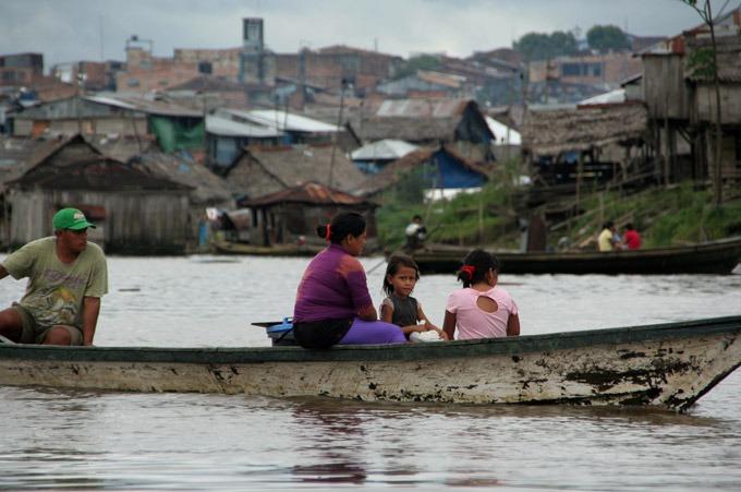 Belen Iquitos Peruvian Amazon. How to get to Iquitos