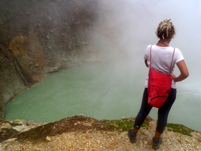 boiling lake backpacking in dominica travel guide
