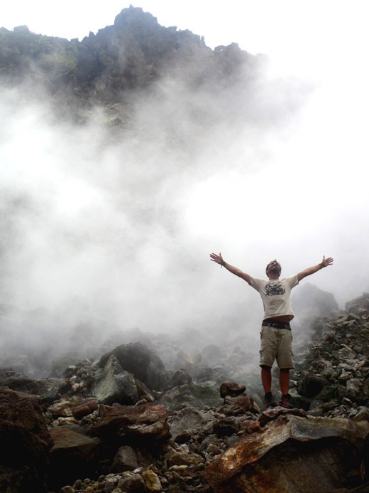 caribbean hiking adventures la soufriere volcano saint vincent
