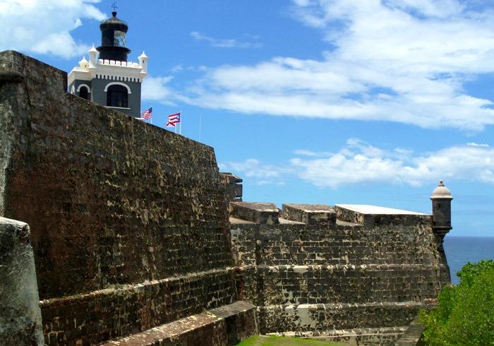 things to do in san juan fort san felipe