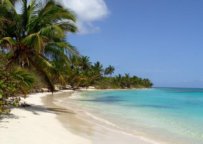 Flamenco beach best camping in puerto rico