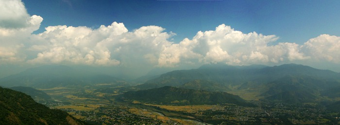 best things to do in Pokhara sarangkot views
