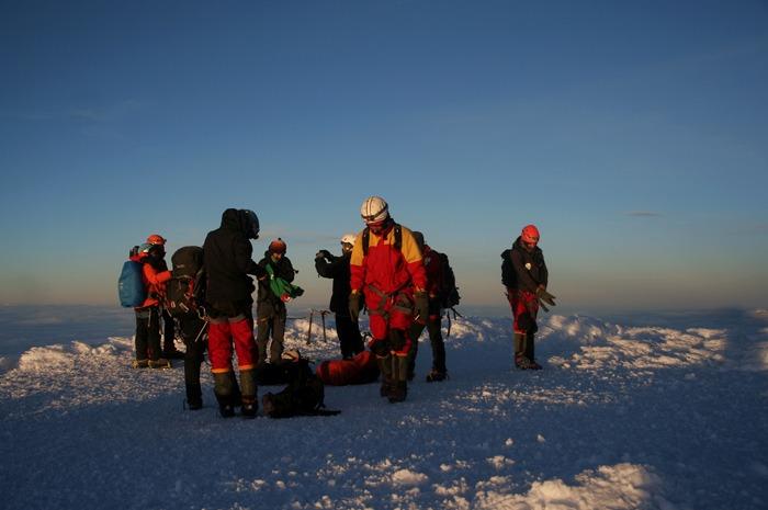 climbing cotopaxi volcano budget