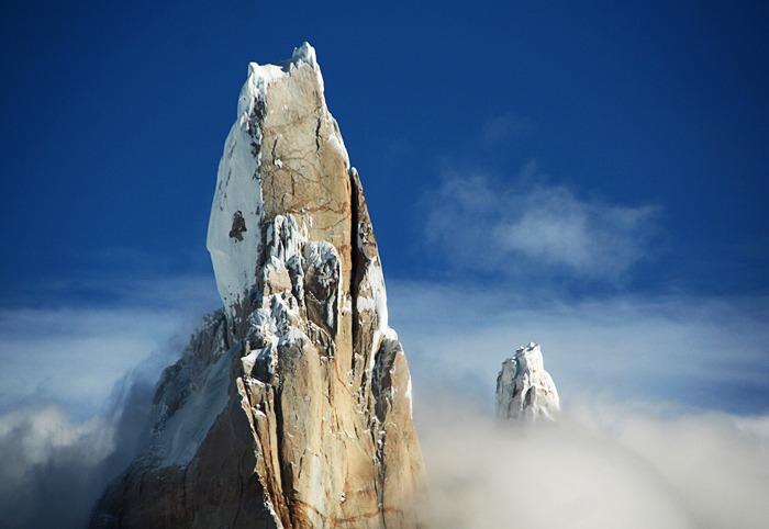 cerro torre fitz roy trek