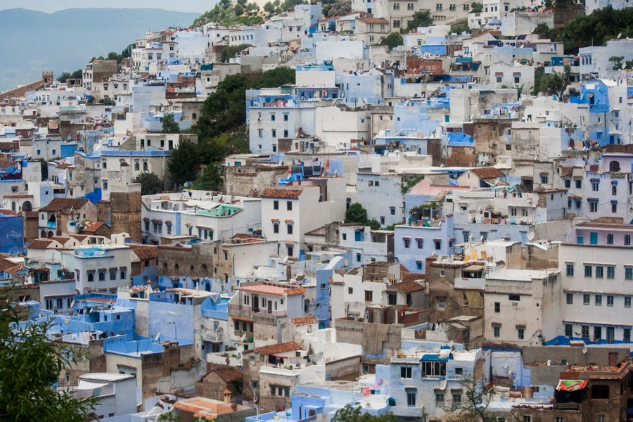 chef chaouen houses