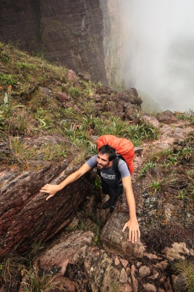 roraima waterfall