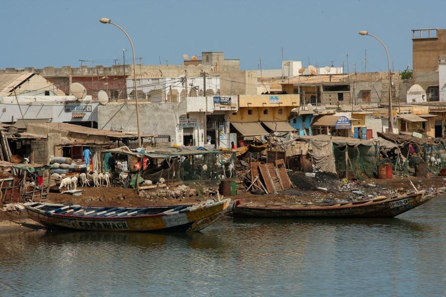 senegal overland in west africa