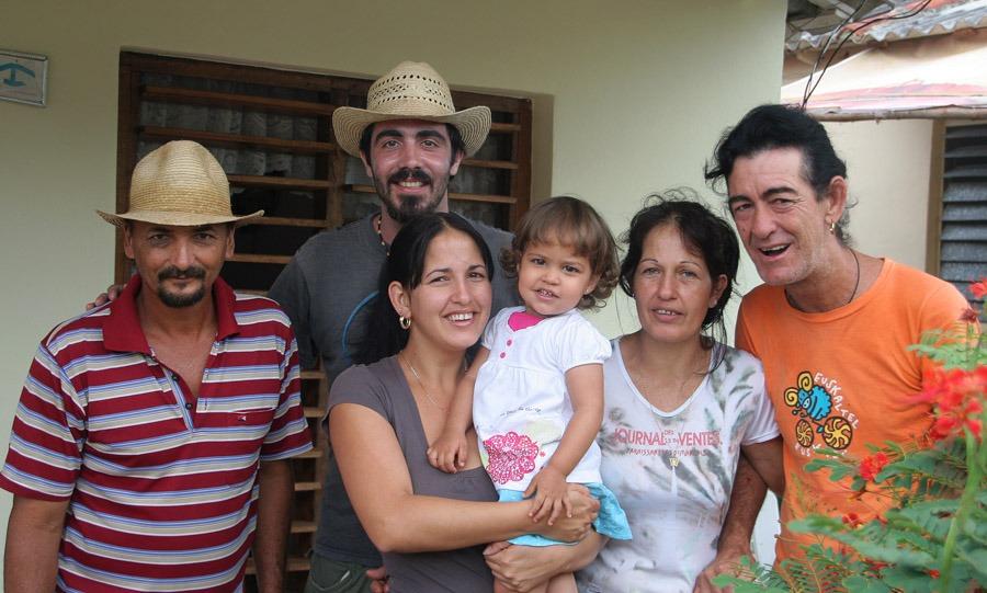 Homestay in Cuba