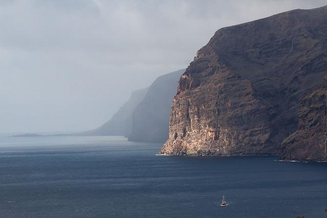 Los Gigantes Cliffs