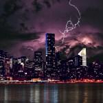 How Lightning Strike Season Impacts Air Travel