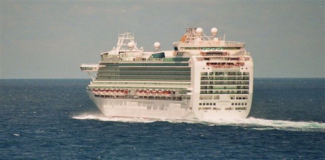 Do Looks Matter Ships Malcolm Olivers WaterWorld - How much do cruise ships make