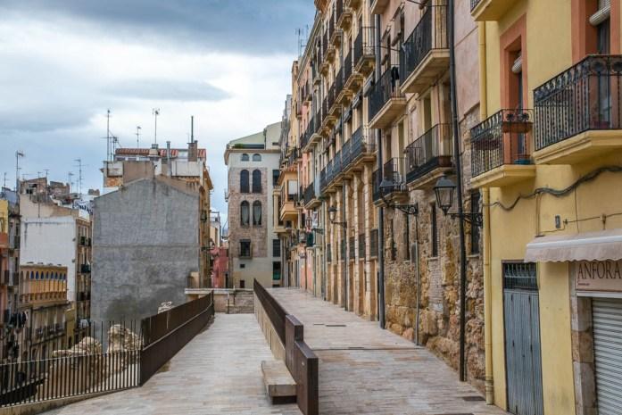 Tarragona Old Town