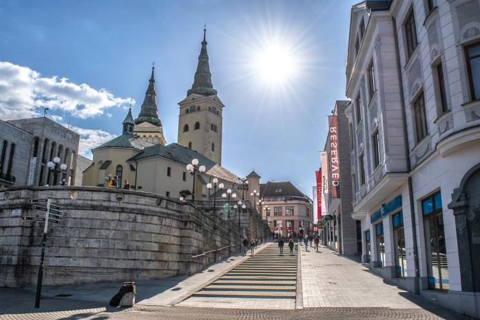 Zilina, Slovakia Tourism