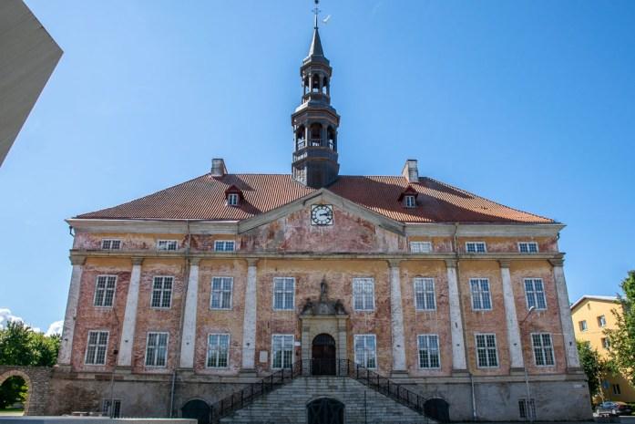Narva Town Hall, Narva Travel