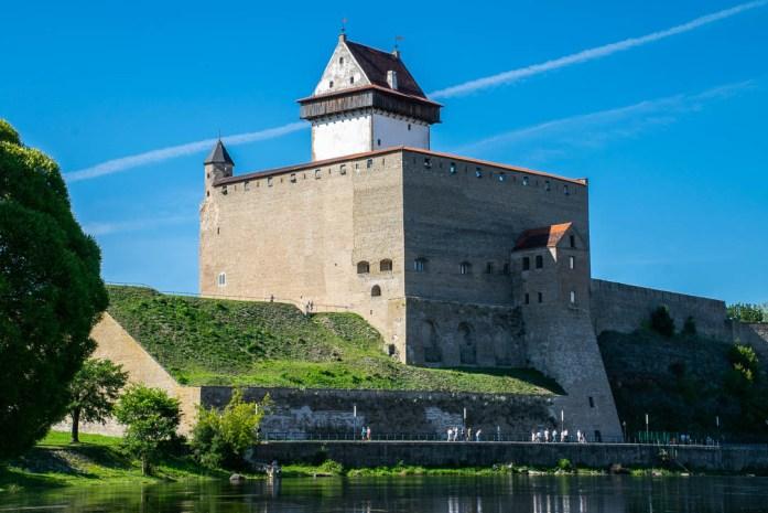 Narva Castle, Castles in Estonia