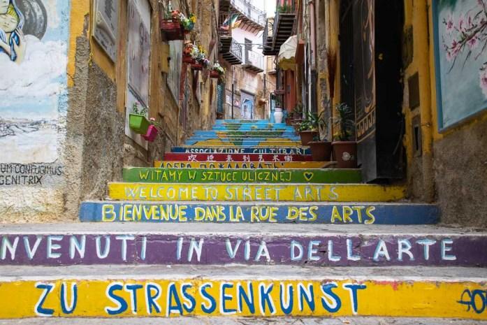 Agrigento Street Art