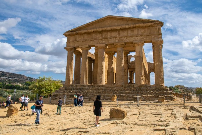 Valley of the Temples Sicily