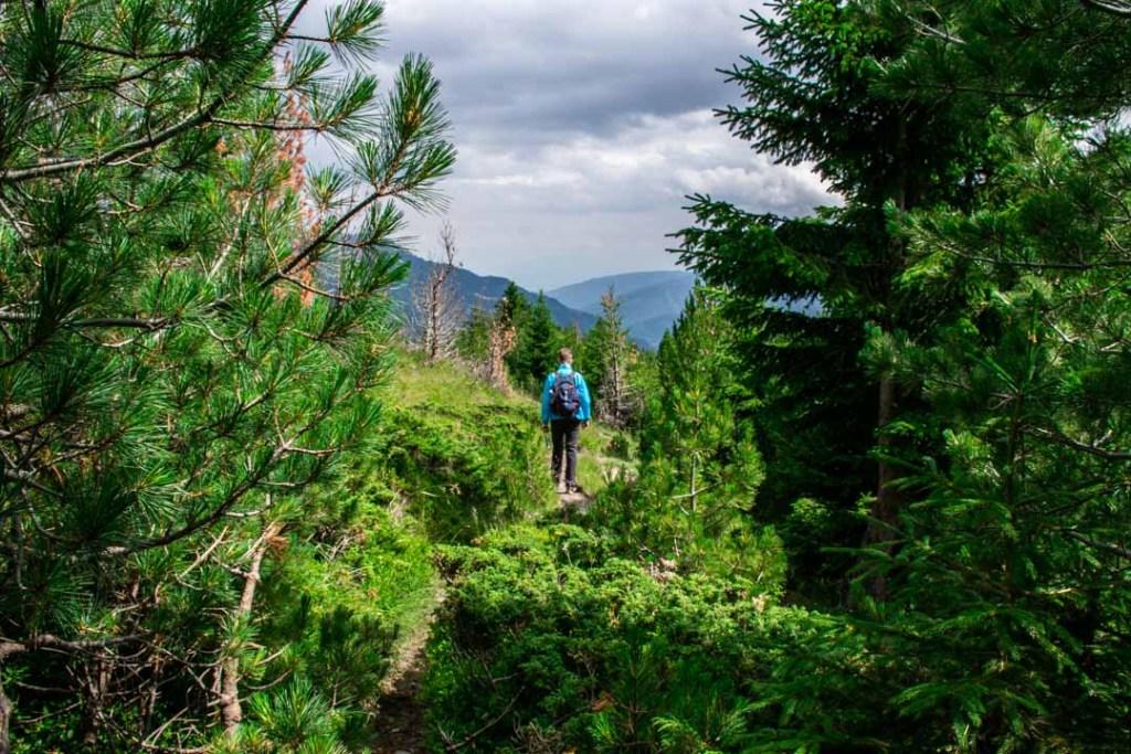 Hiking in Kosovo