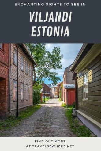 A few enchanting sights to see in Viljandi Estonia, via @travelsewhere