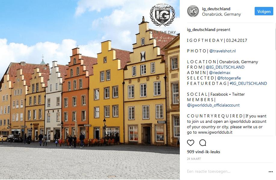 Duitsland | Osnabrück