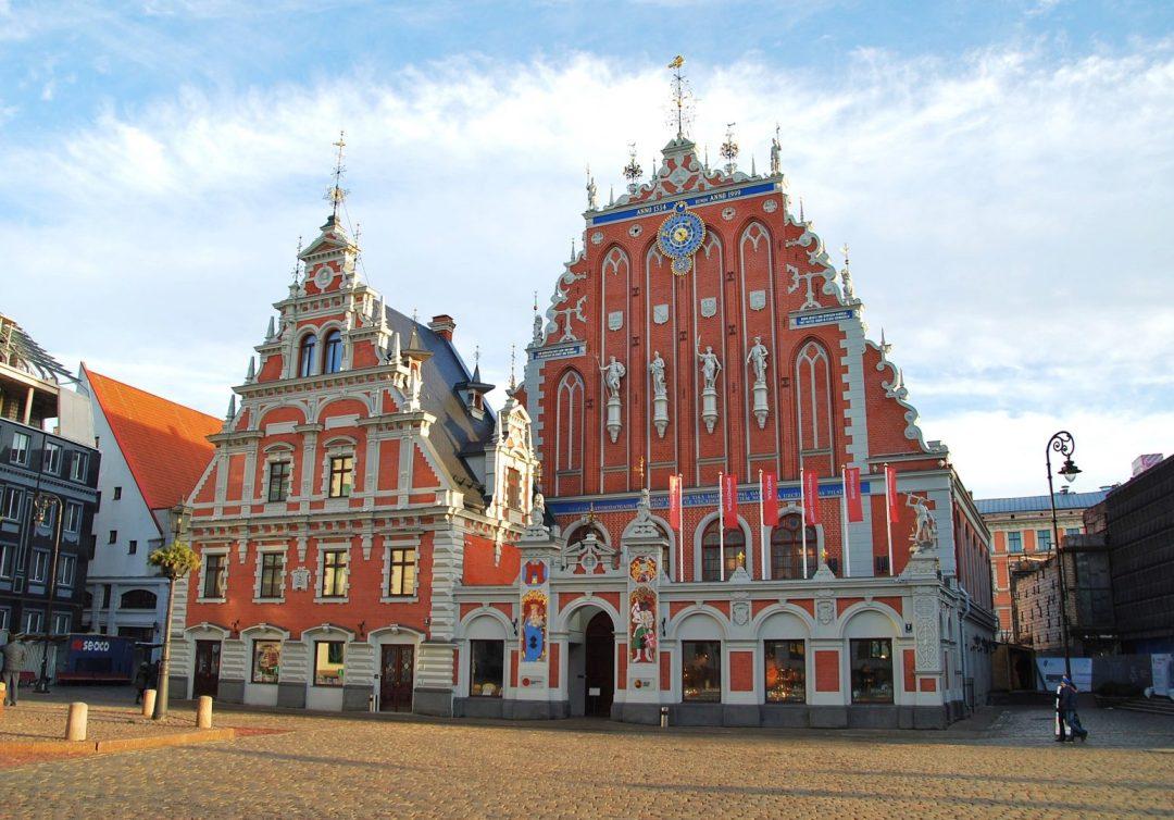 Riga raadhuisplein