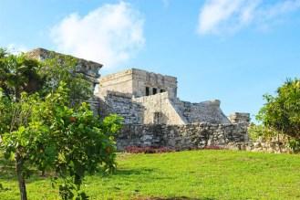 Castillo in Tulum