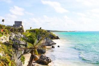 Castillo Tulum Riviera Maya