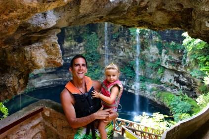 Cenote Selva Maya Schwimmweste