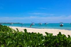 Küste Playa del Carmen