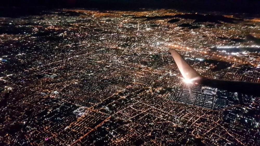 Mexico City Nacht