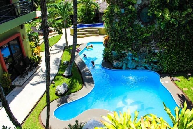 Pool Hotel Aventura Mexicana