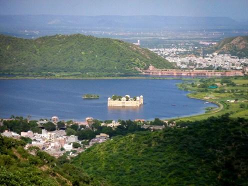 Aussicht Jal Mahal