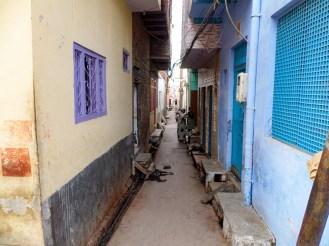 Enge Gasse Agra