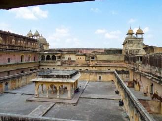 Fort Amber Indien