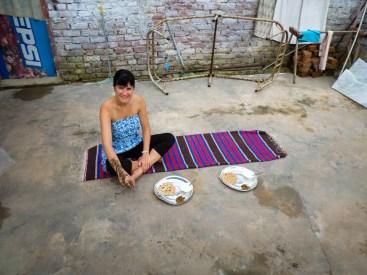 Frühstück Pushkar