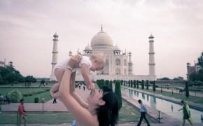 Indien Reise mit Baby