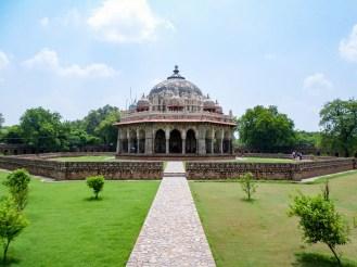 Isa Khan Tomb Mausoleum Delhi