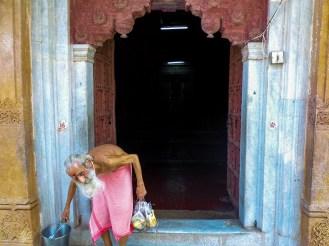 Meera Krishna Tempel Jaipur