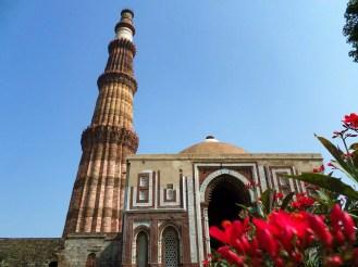 Qutb Minar Sehenswürdigkeit Delhi