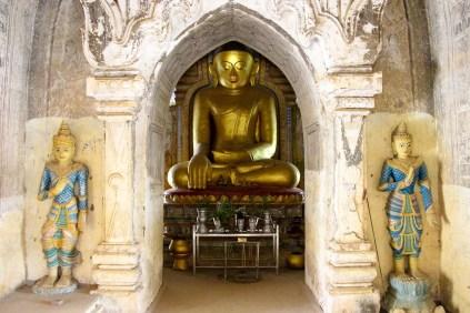 Buddha Lemyethna Tempel