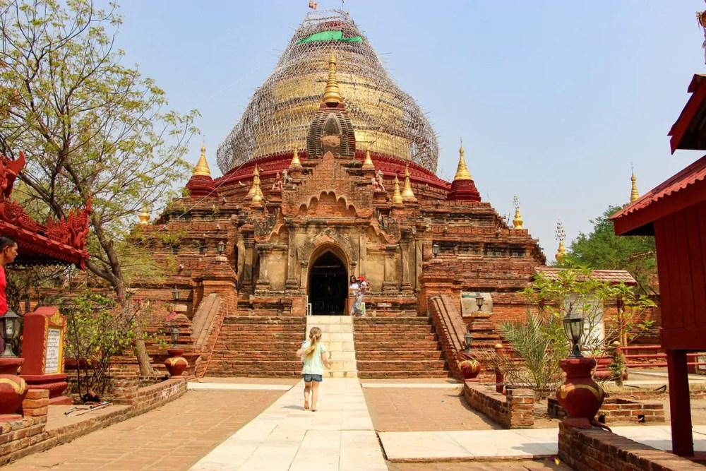 Dhammayazika Pagode