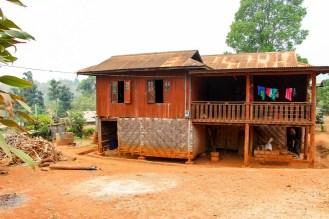 Pa-o Haus Pa-o Dorf