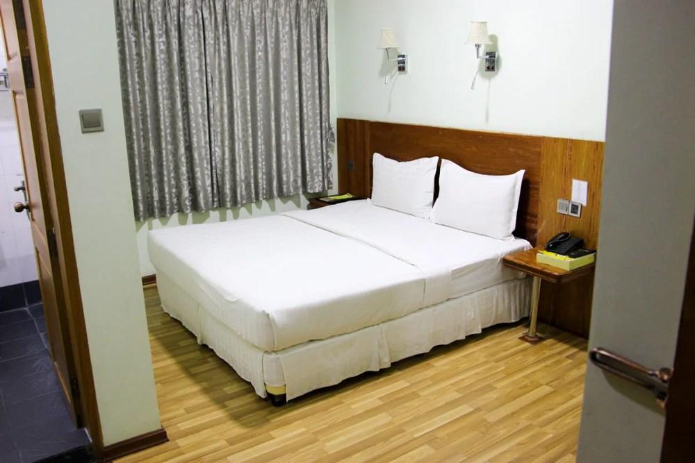 Zimmer Hotel 8 Mandalay